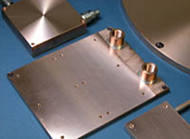Copper Heater Plates